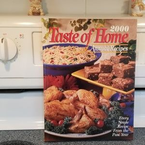 Taste of home 2000 annual recipes